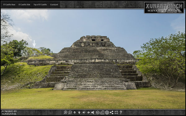 Take A Tour of The Mayan Ruins In Belize Xunantunich